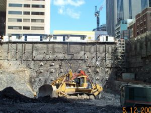 Innovative Ideas - Minimal Shotcrete & Emergent Corners